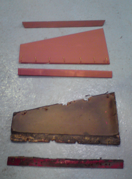 Stair tread components