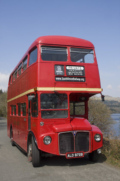 RM1872 at Burrator Reservoir